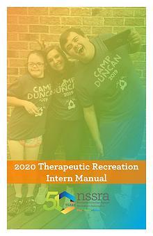 Therapeutic Recreation Intern Manual