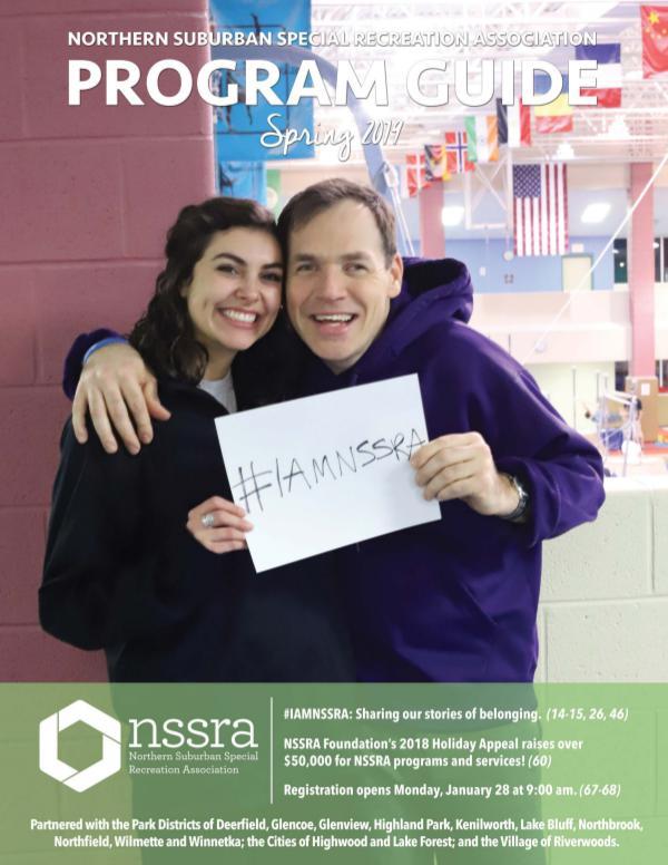 NSSRA Program Guides Spring 2019