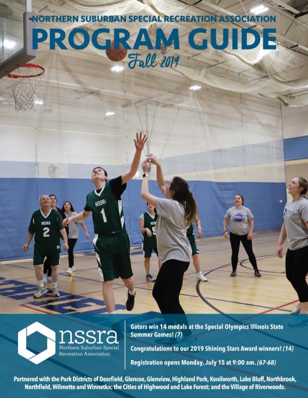 NSSRA Program Guides Fall 2019