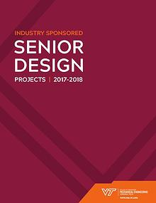 Senior Design Expo 2017-2018