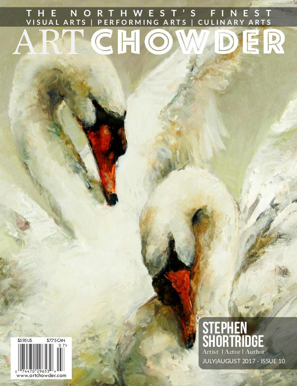 Art Chowder July | August 2017, Issue 10