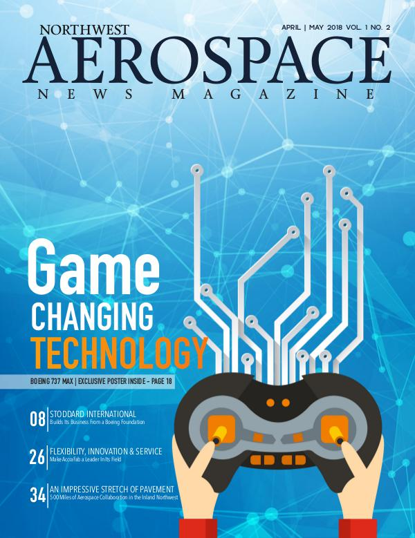 Northwest Aerospace News April | May Issue No. 2