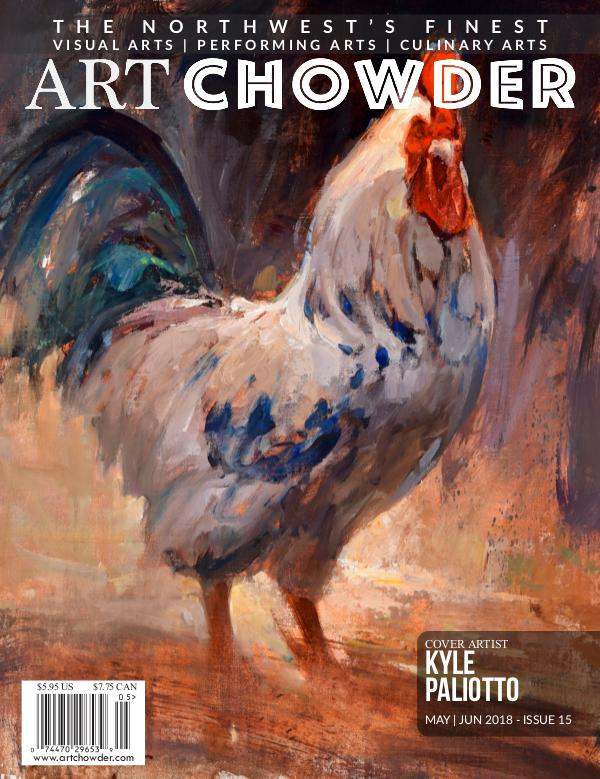 Art Chowder May | June 2018, Issue 15