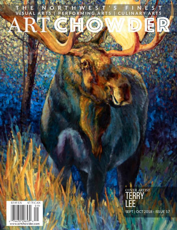 Art Chowder September | October, Issue 17