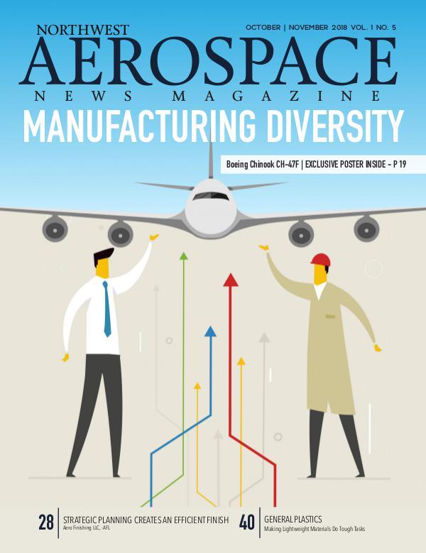 Northwest Aerospace News October   November Issue No. 5