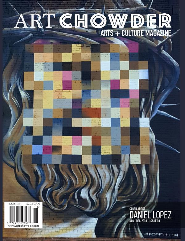 Art Chowder November | December, Issue 18