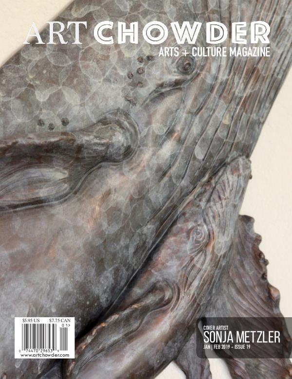 Art Chowder January   February, Issue 19