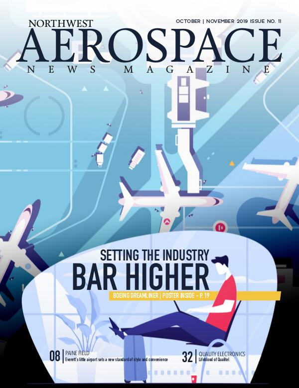 Northwest Aerospace News October | November Issue No. 11