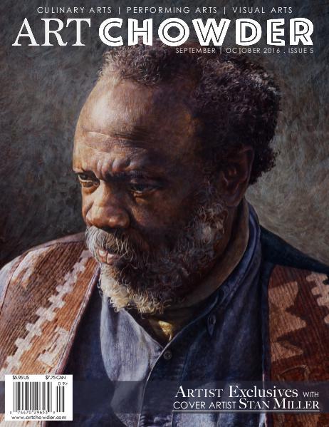 Art Chowder September | October 2016, Issue 5