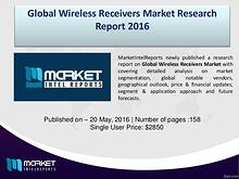 Factors affecting the growth of Wireless Receivers Market, 2016-2021
