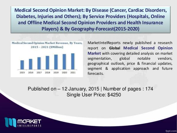 Key Factors for Global Medical Second Opinion Market Growth 2016 1