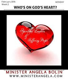 Who's On God's Heart