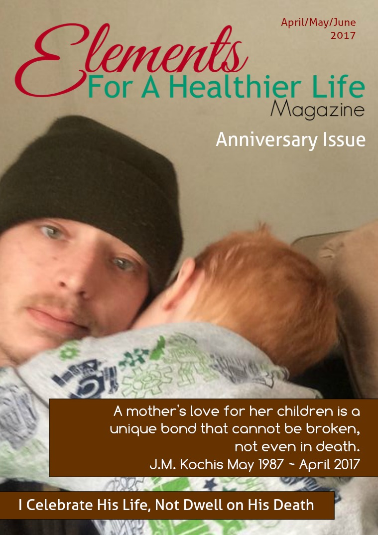 Read Elements For A Healthier Life Magazine Issue 12 | April/May/June 2017
