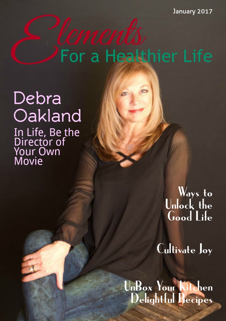Elements For A Healthier Life Magazine Issue 09 | January 2017