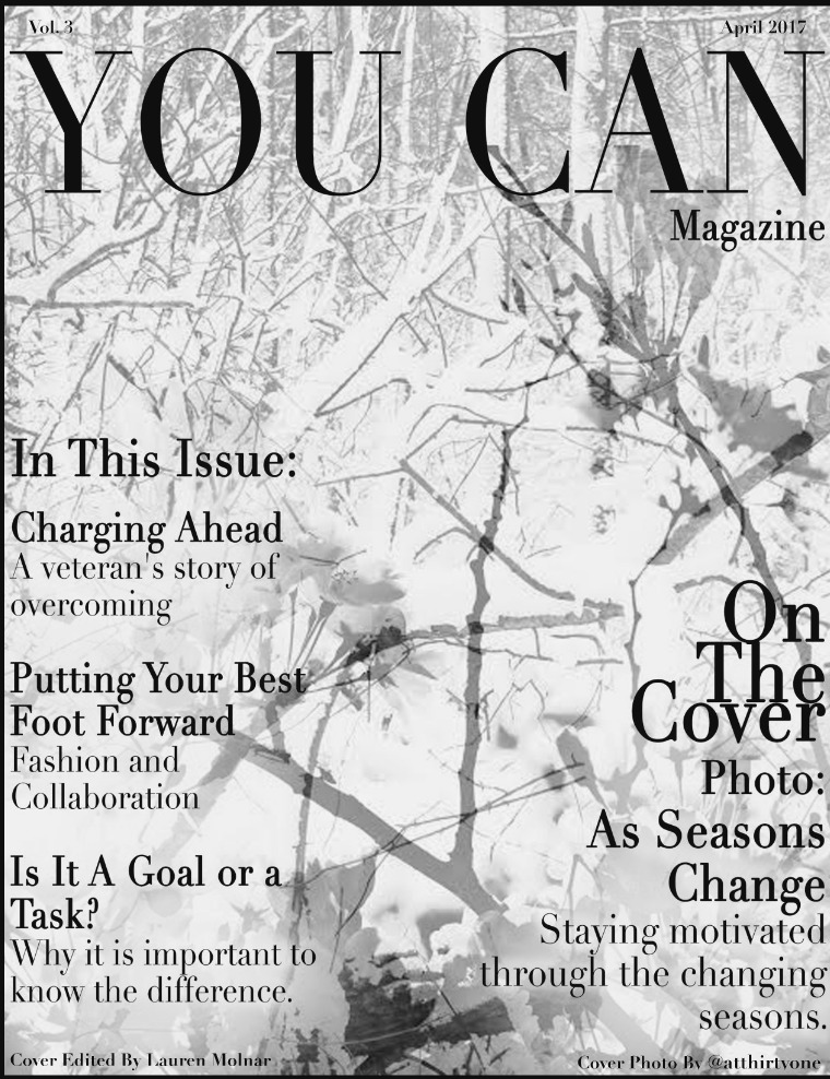YOU CAN MAGAZINE Volume 3