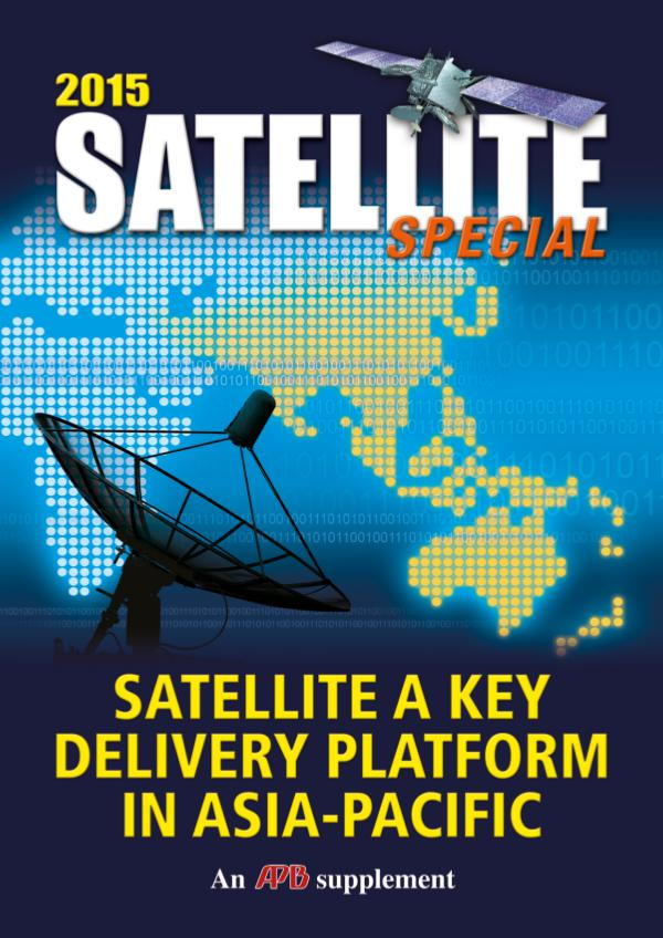 Asia-Pacific Broadcasting (APB) Satellie Special Supplement 2015