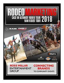2018 RAM Rodeo Tour Marketing Yearbook