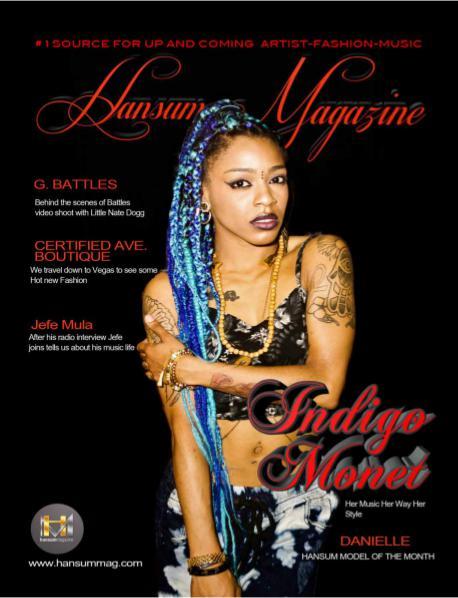 Hansum Magazine Issue 8
