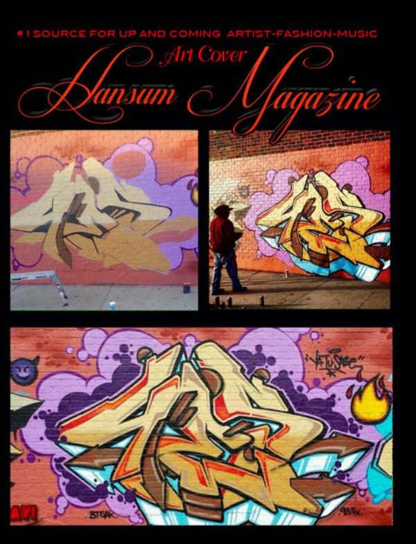 Hansum Magazine Issue 7