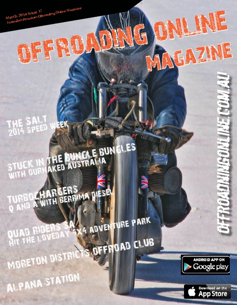 Offroading Online Magazine Issue 17