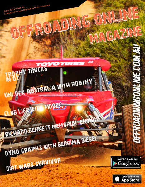 Offroading Online Magazine Issue 18