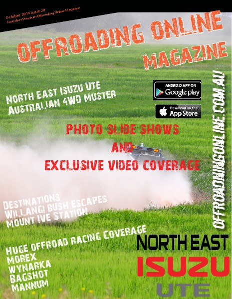 Offroading Online Magazine Issue #20