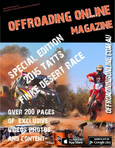 Offroading Online Magazine Issue 25