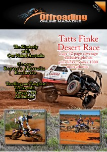 Offroading Online Magazine Issue 13