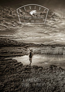 Revive - A Quarterly Fly Fishing Journal