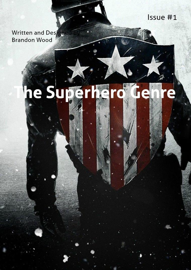 The Superhero Genre #1