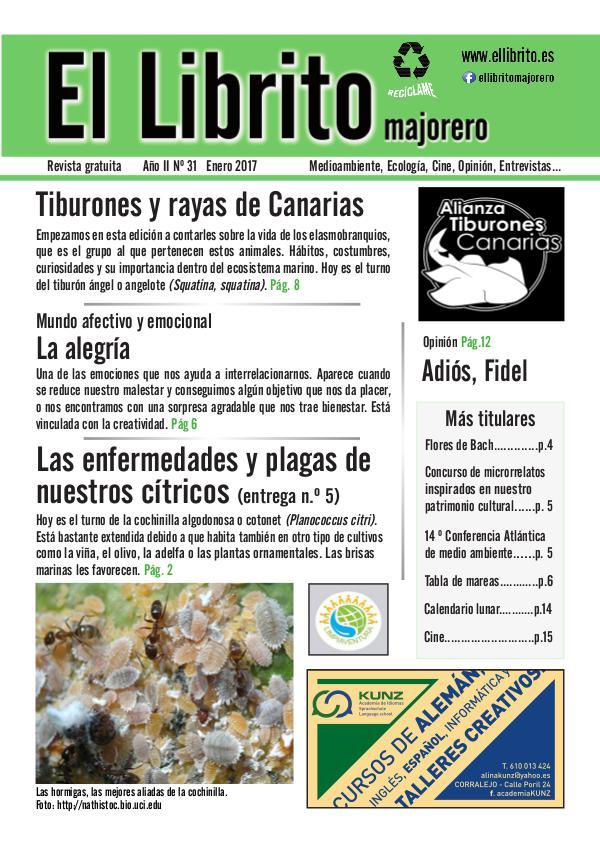 El Librito Majorero nº 31 enero 2017