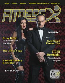 FitnessX Magazine March/April 2016