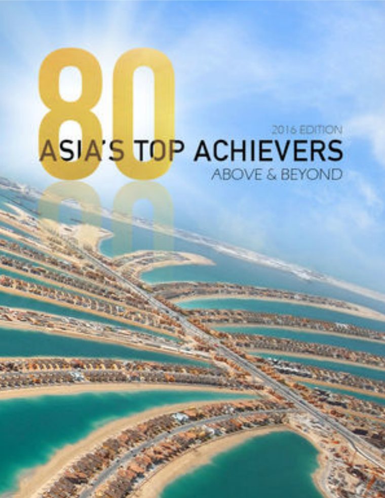 80 ASIA'S TOP ACHIEVERS Jun 2016