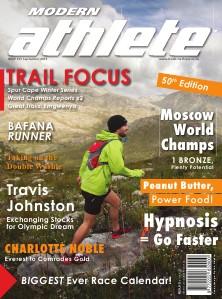 Modern Athlete Magazine Issue 50, September 2013