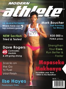 Modern Athlete Magazine Issue 51, October 2013