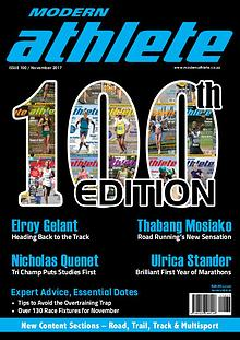 Modern Athlete Magazine