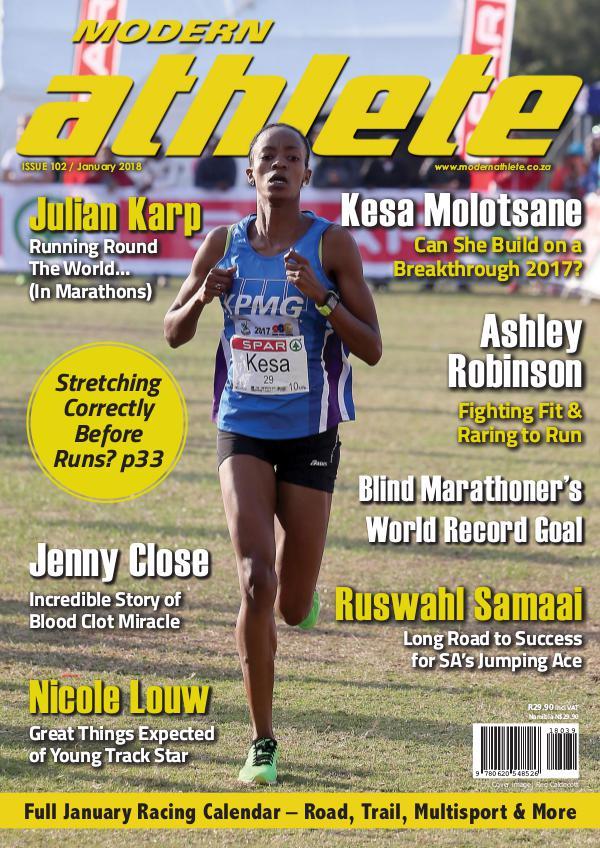 Modern Athlete Magazine Issue 102, January 2018