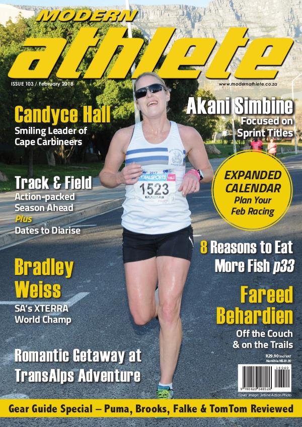 Modern Athlete Magazine Issue 103, February 2018