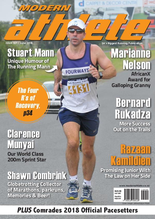 Issue 107, June 2018