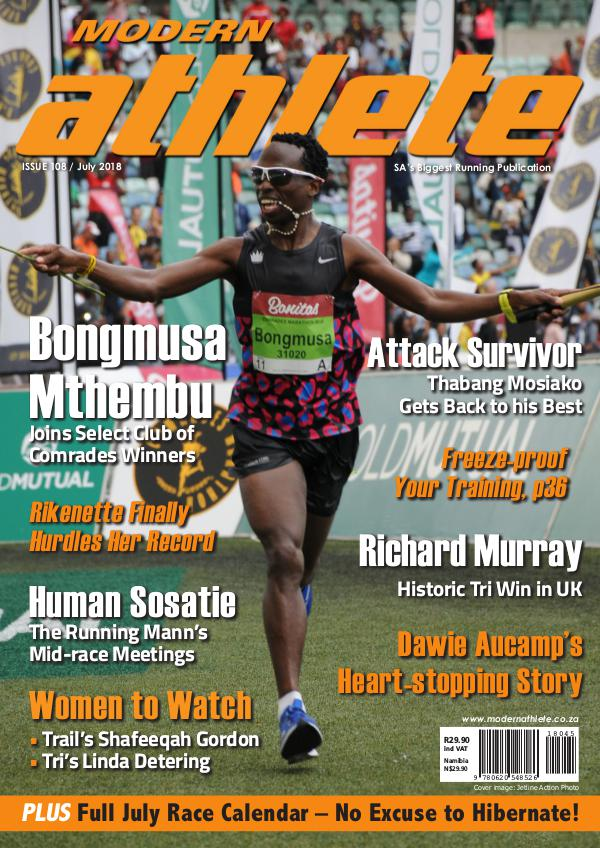 Issue 108, July 2018