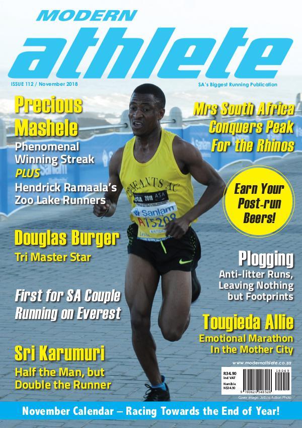 Issue 112, November 2018