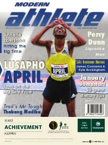 Modern Athlete Magazine Issue 54, January 2014