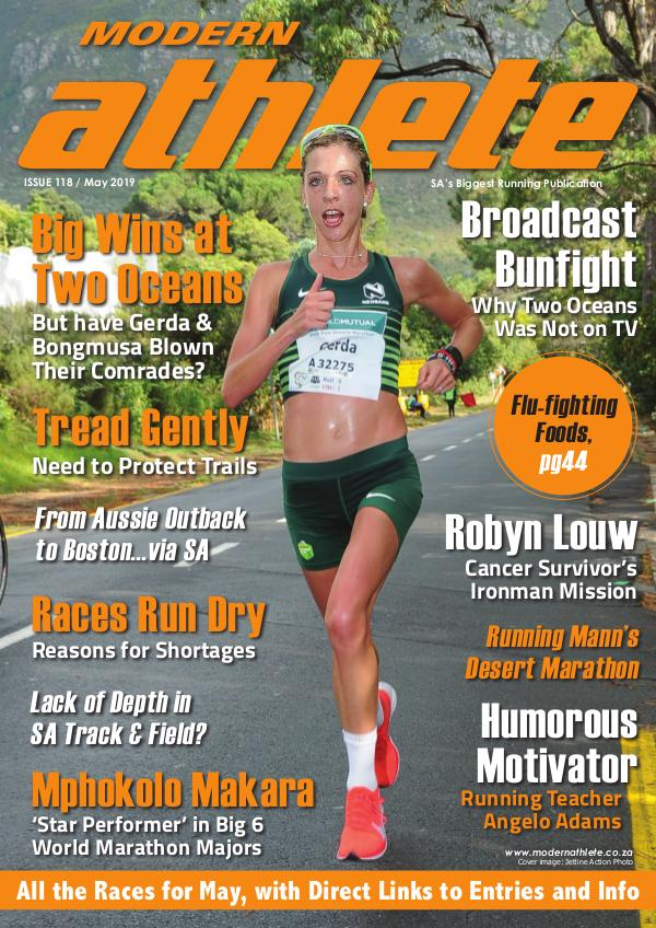 Issue 118, May 2019