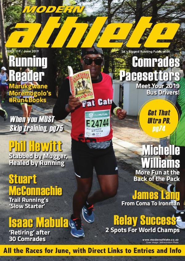 Modern Athlete Magazine Issue 119, June 2019