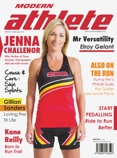 Modern Athlete Magazine Issue 55, February 2014