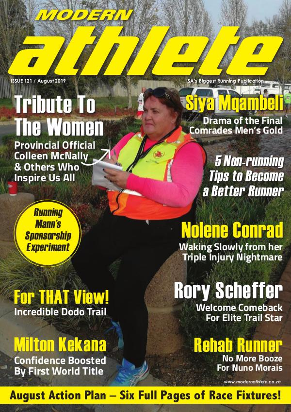 Issue 121, August 2019