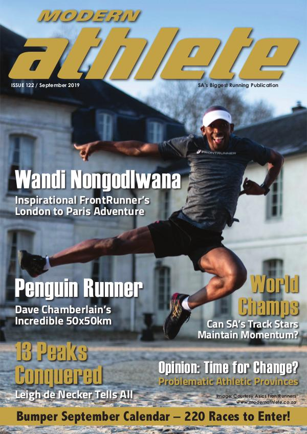 Issue 122, September 2019