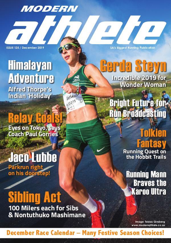 Issue 125, December 2019
