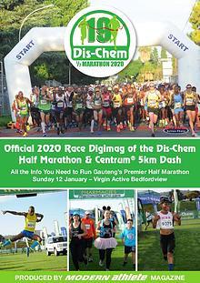 Dis-Chem Half Marathon Digimag