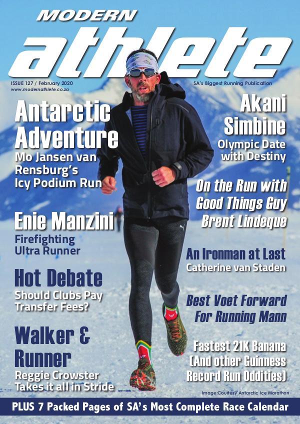 Modern Athlete Magazine Issue 127, February 2020